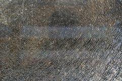 断裂玻璃 免版税库存图片