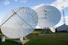 断送卫星 图库摄影