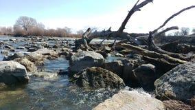 斯内克河 库存图片
