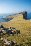 斯凯岛,海岛,苏格兰小岛  图库摄影