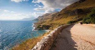 斯卡拉dei Turchi -西西里岛- 1 免版税库存图片