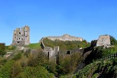 斯卡巴勒城堡诺曼底人保持 图库摄影