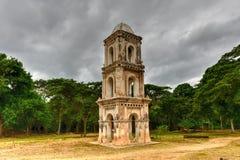 洛斯因赫尼奥斯山谷,特立尼达,古巴 图库摄影