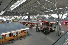 斯图加特机场 免版税图库摄影