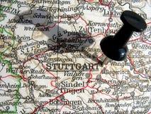 斯图加特 免版税图库摄影