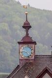 斯坦上午莱茵瑞士 库存图片
