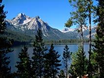 斯坦利诺湖 库存照片