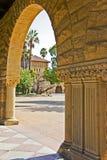 斯坦福大学 免版税库存照片