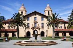斯坦福大学 免版税库存图片
