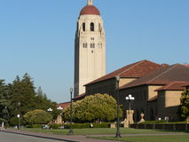 斯坦福大学 库存图片