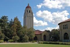 斯坦福大学v 库存图片