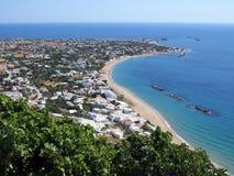 斯基罗斯岛希腊人海岛 免版税库存图片