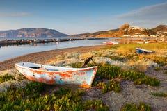 斯基罗斯岛海岛 免版税库存照片