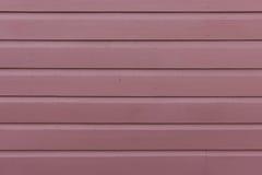斯堪的纳维亚木纹理在红紫罗兰色-纹理-背景& x28中; 波尔沃, Finland& x29历史的老镇; 免版税库存照片