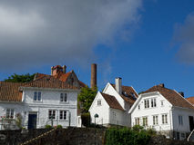 斯塔万格在挪威 免版税库存图片