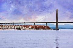 斯塔万格-挪威 免版税图库摄影