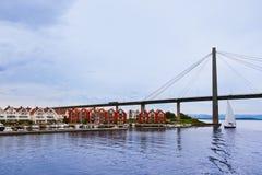 斯塔万格-挪威 免版税库存图片