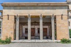 斯大林诞生议院在Gori 免版税库存照片
