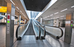 斯希普霍尔机场 免版税库存图片