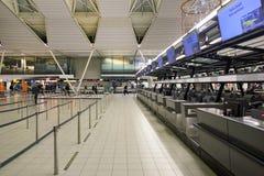 斯希普霍尔机场 库存照片