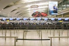 斯希普霍尔机场 库存图片