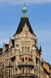 斯德哥尔摩市,瑞典Acrhitecture 免版税库存照片