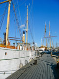 斯德哥尔摩港口和波罗的海 免版税图库摄影