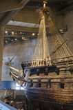 从斯德哥尔摩的脉管博物馆 免版税库存图片