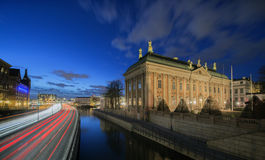 斯德哥尔摩,瑞典,欧洲 库存图片