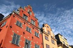 斯德哥尔摩,瑞典 免版税图库摄影