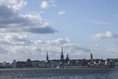 斯德哥尔摩,瑞典 库存图片