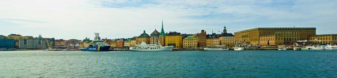斯德哥尔摩,瑞典 图库摄影