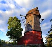 斯德哥尔摩,瑞典- Djur的Eugens Waldemarsudde王子公园 库存图片