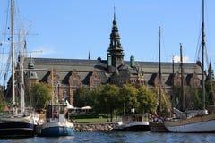 斯德哥尔摩,年2011年 图库摄影