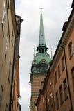 斯德哥尔摩,年2011年 库存照片