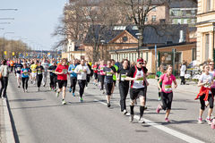 斯德哥尔摩 健康生活方式 免版税库存图片