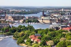 斯德哥尔摩 免版税图库摄影