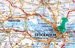 斯德哥尔摩 库存照片