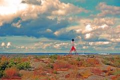 斯托拉Rös群岛,哥德堡 免版税库存照片