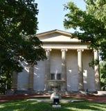 斯托本县法院大楼 免版税库存照片