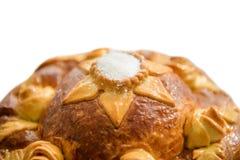 斯拉夫的面包和盐 免版税库存图片