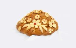 斯拉夫的面包 免版税库存照片