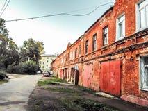斯摩棱斯克老市 图库摄影