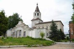 斯摩棱斯克,最旧的俄国城市 库存照片