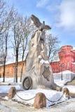 斯摩棱斯克 1812年战争纪念建筑  库存照片