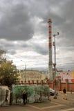 斯沃博达(自由)工厂在莫斯科 图库摄影