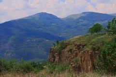 斯沃盖自治市在保加利亚 免版税库存图片