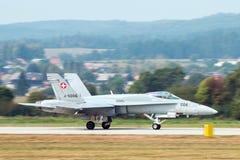 斯洛伐克国际航空Fest 2012年,斯洛伐克 免版税库存图片