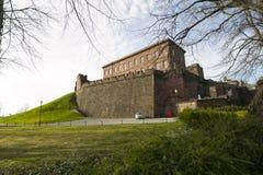 彻斯特城堡 免版税库存照片