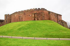 彻斯特城堡 免版税图库摄影